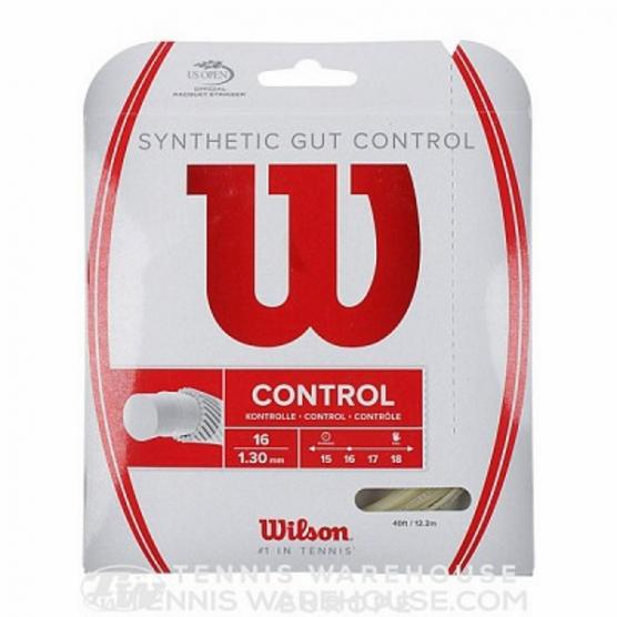 WILSON SYNTHETIC GUT CONTROL 16 12MT