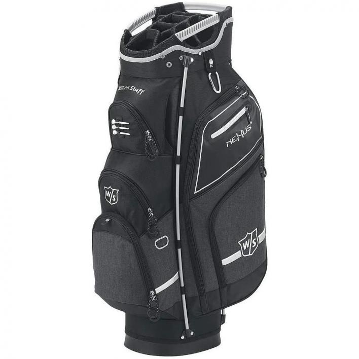 WILSON W/S NEXUS CART BAG III