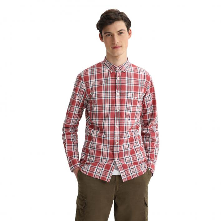 WOOLRICH OXFORD SHIRT