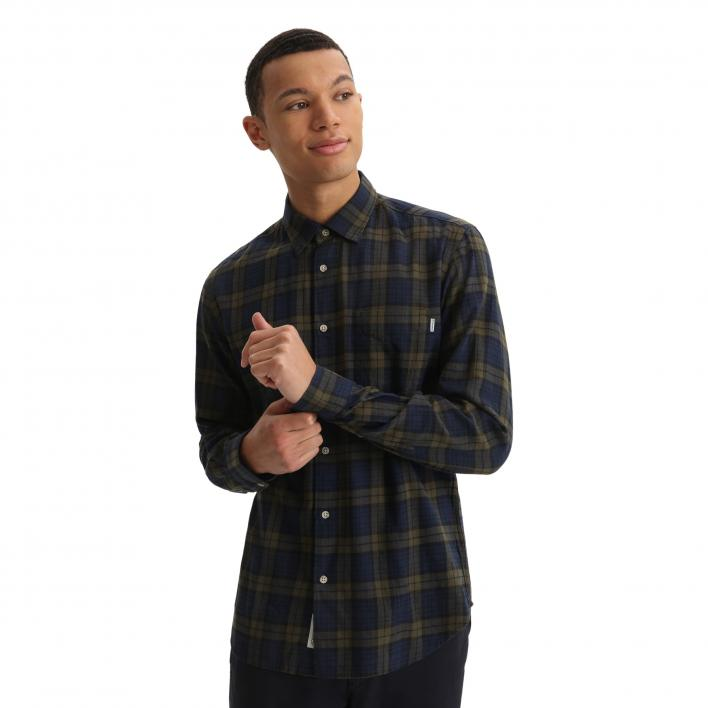 WOOLRICH TRADITIONAL MADRAS SHIRT