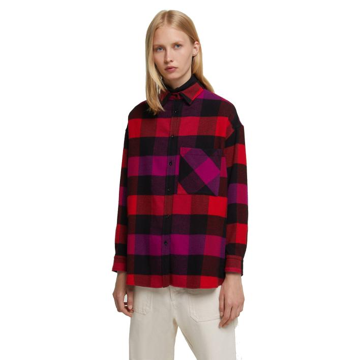 WOOLRICH W'S ARCHIVE CHECK SHIRT