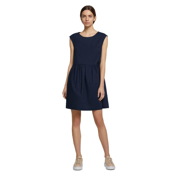 WOOLRICH W'S POPELINE DRESS