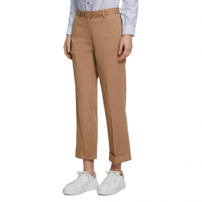 WOOLRICH W'S STRETCH SATIN PANT