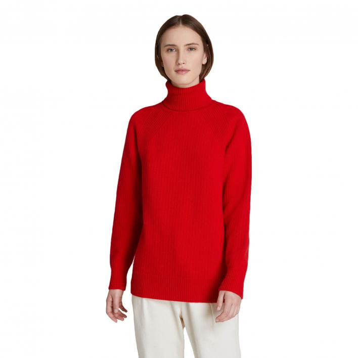 WOOLRICH W'S TURTLE NECK