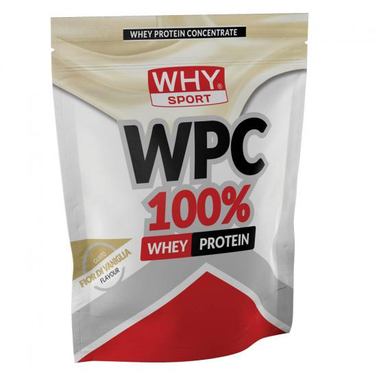 WHY SPORT WPC 100% Vanilla