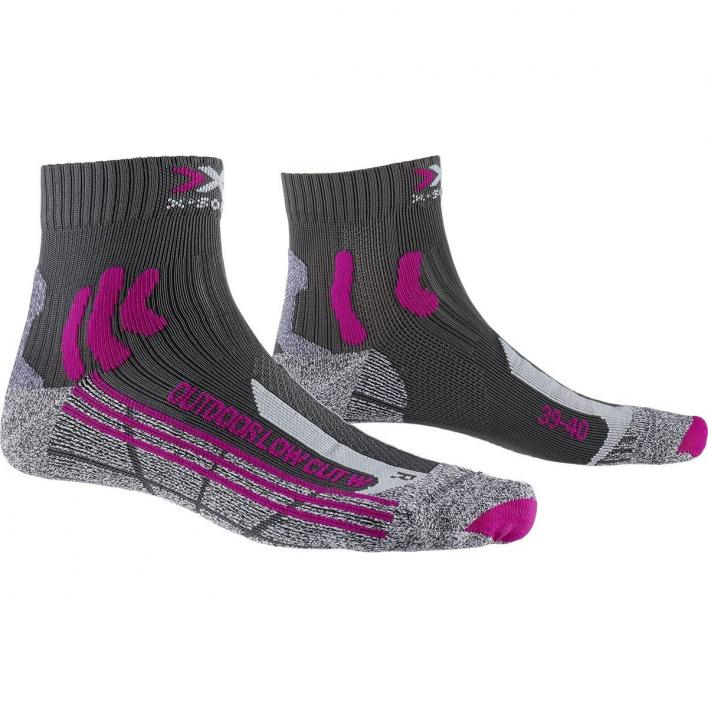 X BIONIC TREK OUTDOOR LOW CUT 4.0 WOMAN