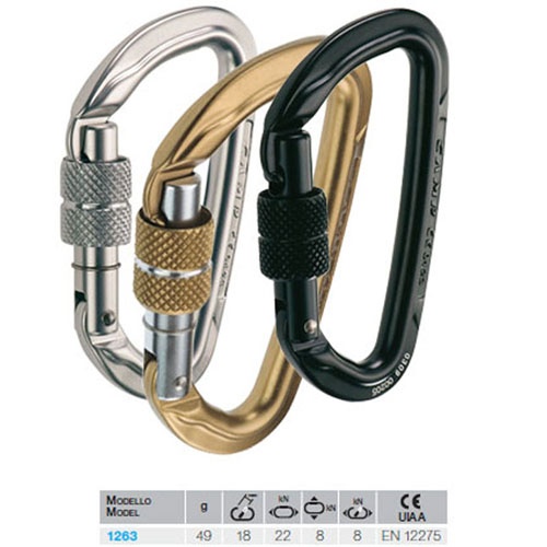 CAMP Orbit Bet Lock Moschettone