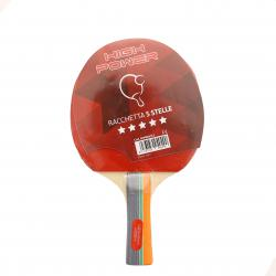 high power racchetta ping pong 5 stelle