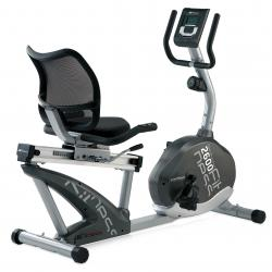 jk fitness performa 2600 cyclette orizzontale