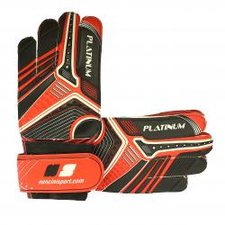 nencini sport platinum goalkeeper gloves