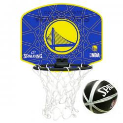 spalding mini tabellone basket nba golden state warriors