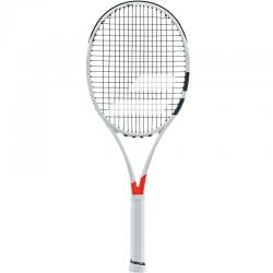 babolat pure strike team strung
