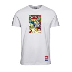 KIDS JACK JONES AVENGERS TEE SS CREW NECK JR