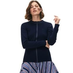 Image of lacoste pullover donna