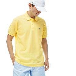 LACOSTE SHORT SLEEVED POLO SHIRT L.12.12 107 - LACOSTE