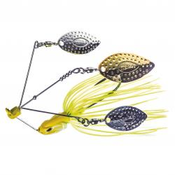 MOLIX LOVER SPINNERBAIT 1/2 OZ WHITE CHARTREUSE