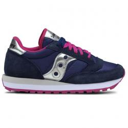 SAUCONY JAZZ 'O WOMAN 540 BLUE/PINK - SAUCONY