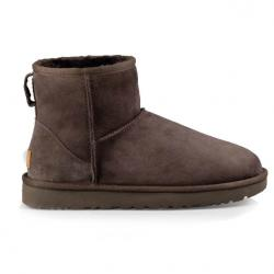 UGG CLASSIC MINI CHOCOLATE - Ugg