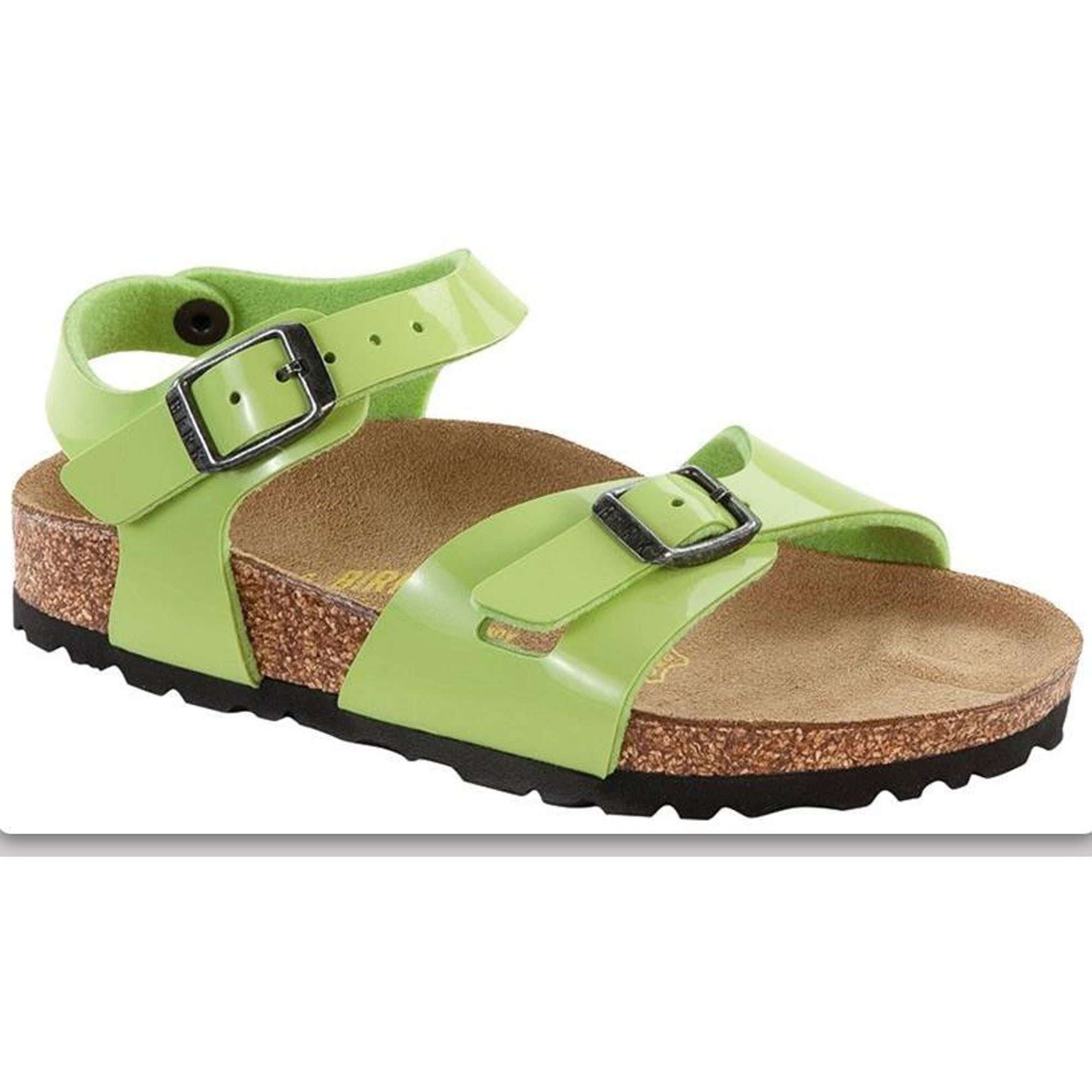 9d132ceff750d cheap birkenstock munich for kids sandal for plantar fasciitis. Natural  leather insole.