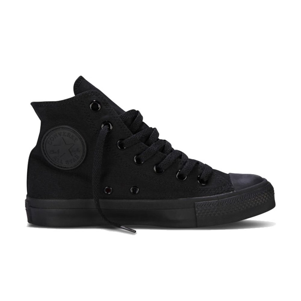 NS. 141698 CONVERSE ALL STAR HI CANVAS BLACK 45