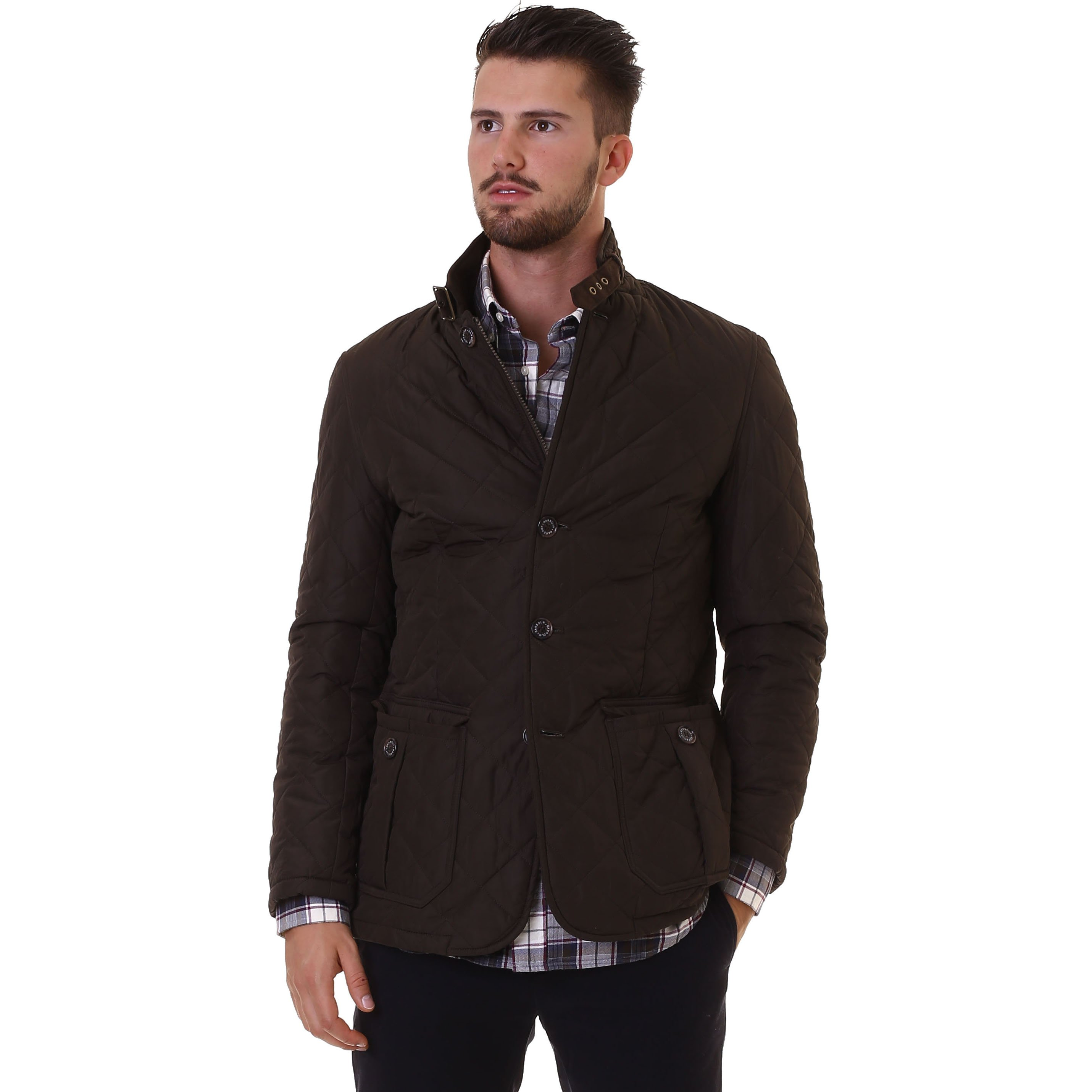 Barbour Quilted Lutz Jacket Ol51 | Nencini Sport : barbour quilted lutz jacket - Adamdwight.com