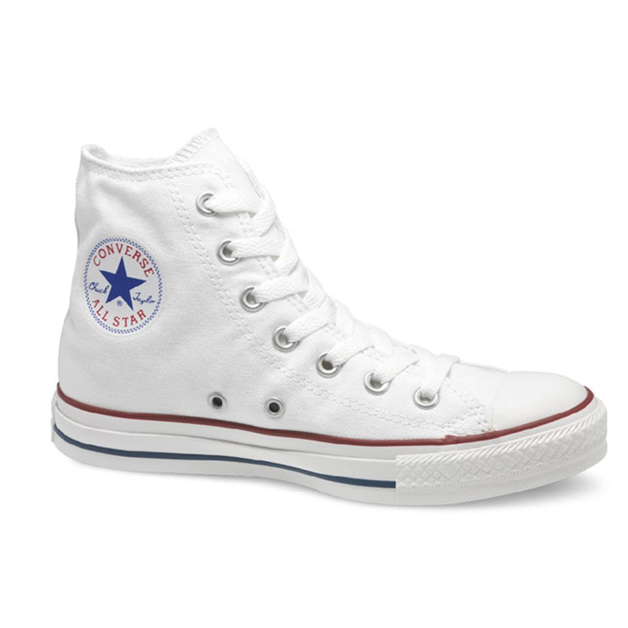 NS. 6921 CONVERSE All Star Hi Canvas Bianco 95