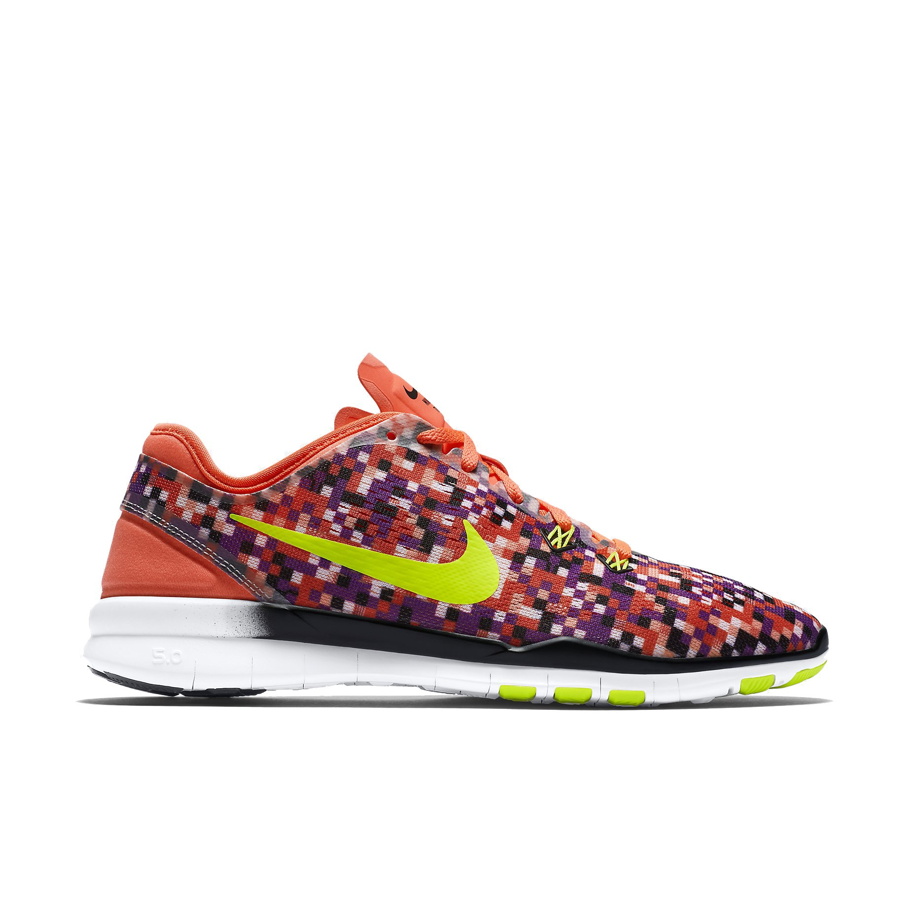100% authentic faab8 0397b NIKE WMNS FREE 5.0 TR FIT 5 PRT 015