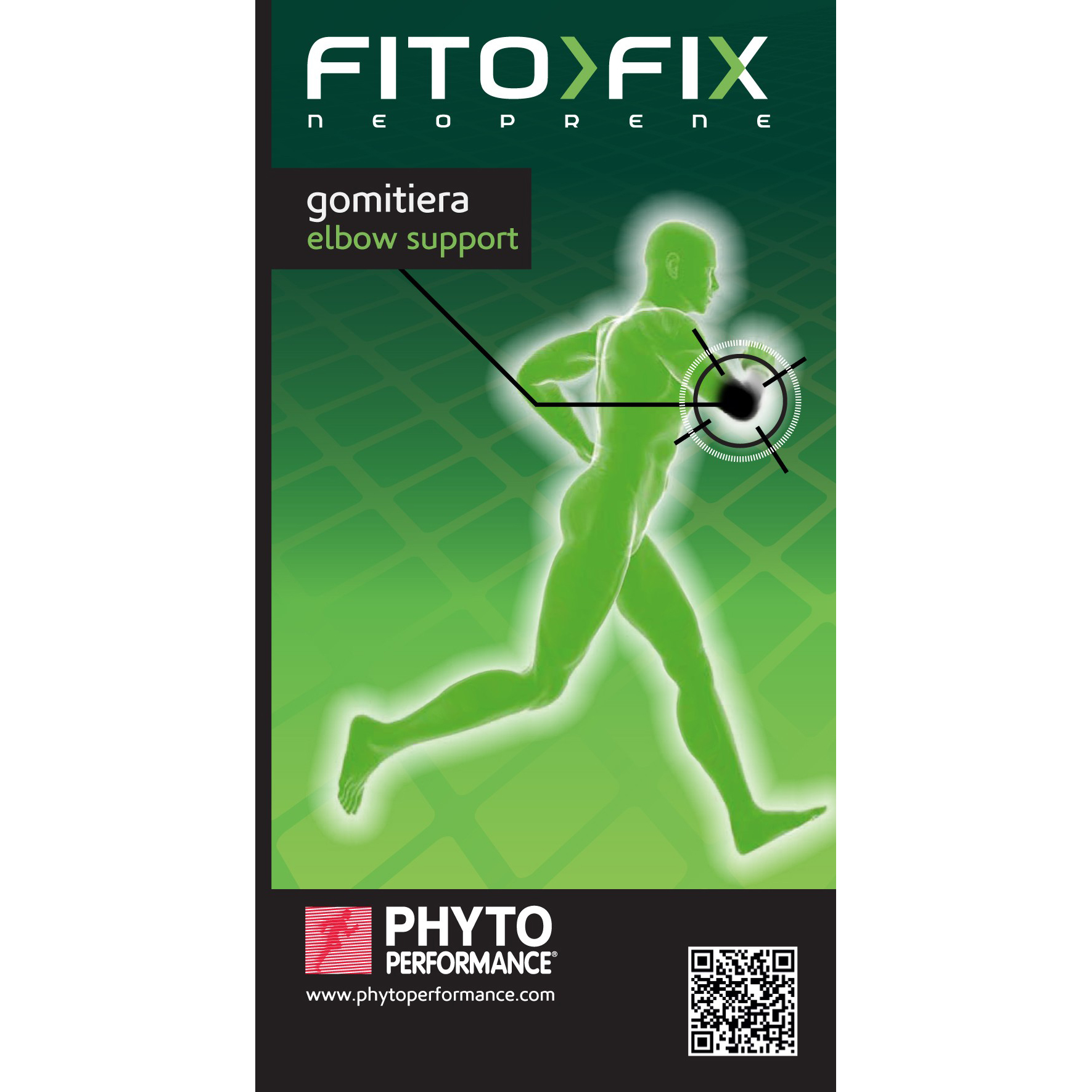 PHYTO PERFORMANCE FITOFIX ELBOW