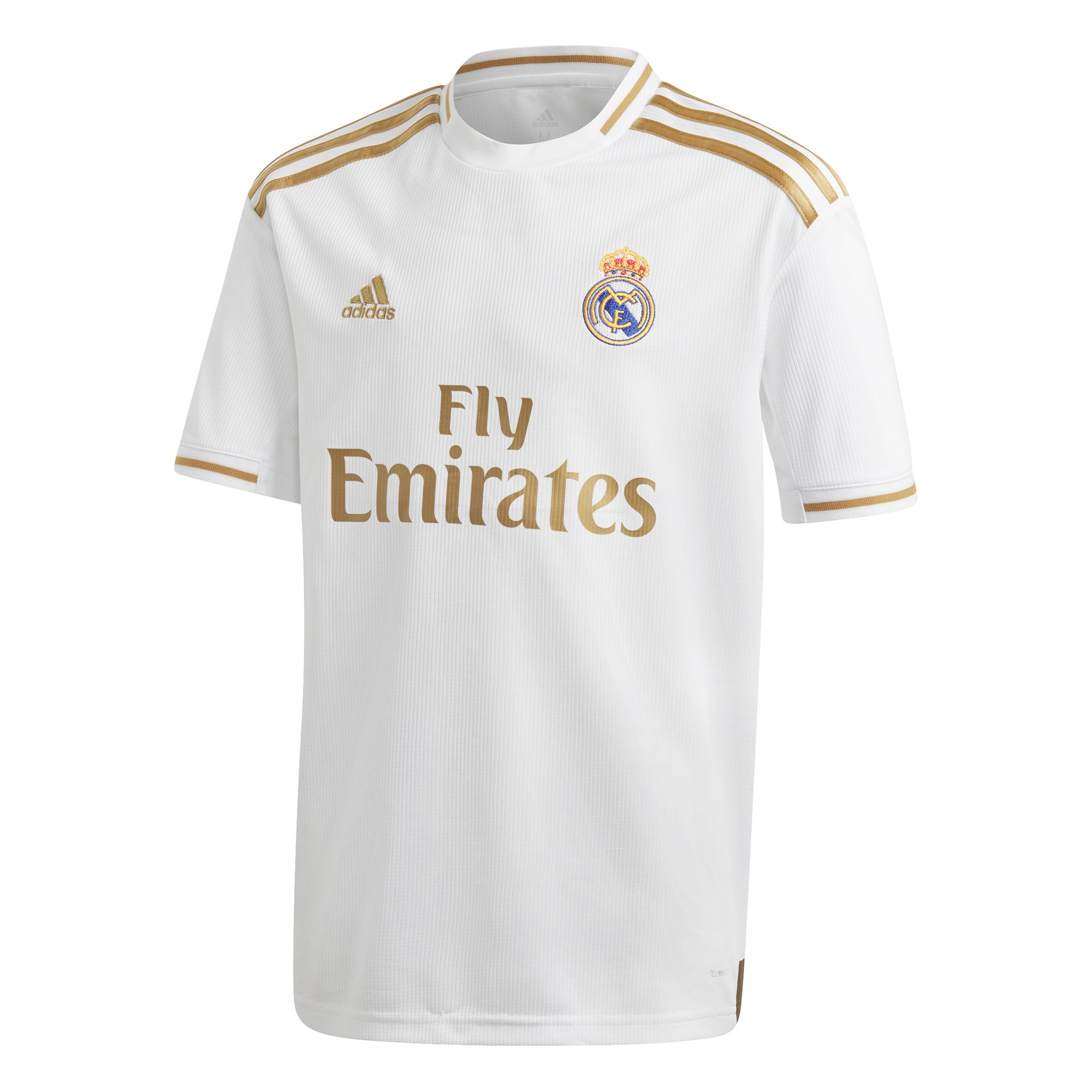 ADIDAS 1920 REAL MADRID HOME JERSEY YOUTH