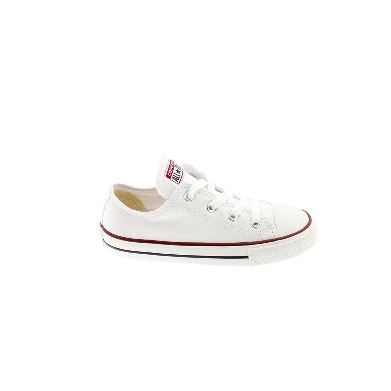 ALL STAR OX CANVAS F2 WHITE