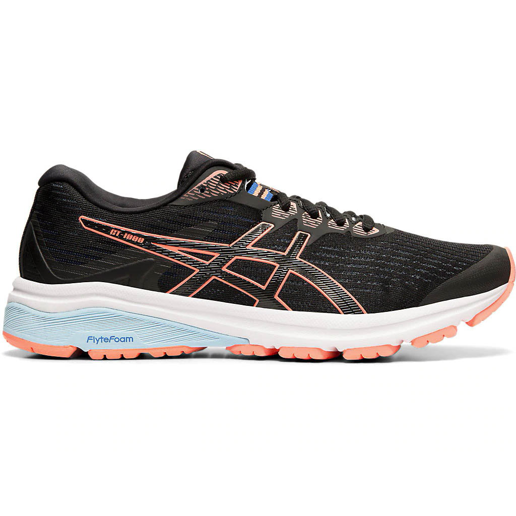 design intemporel de0ce 9bedd ASICS GEL GT-1000 8 W