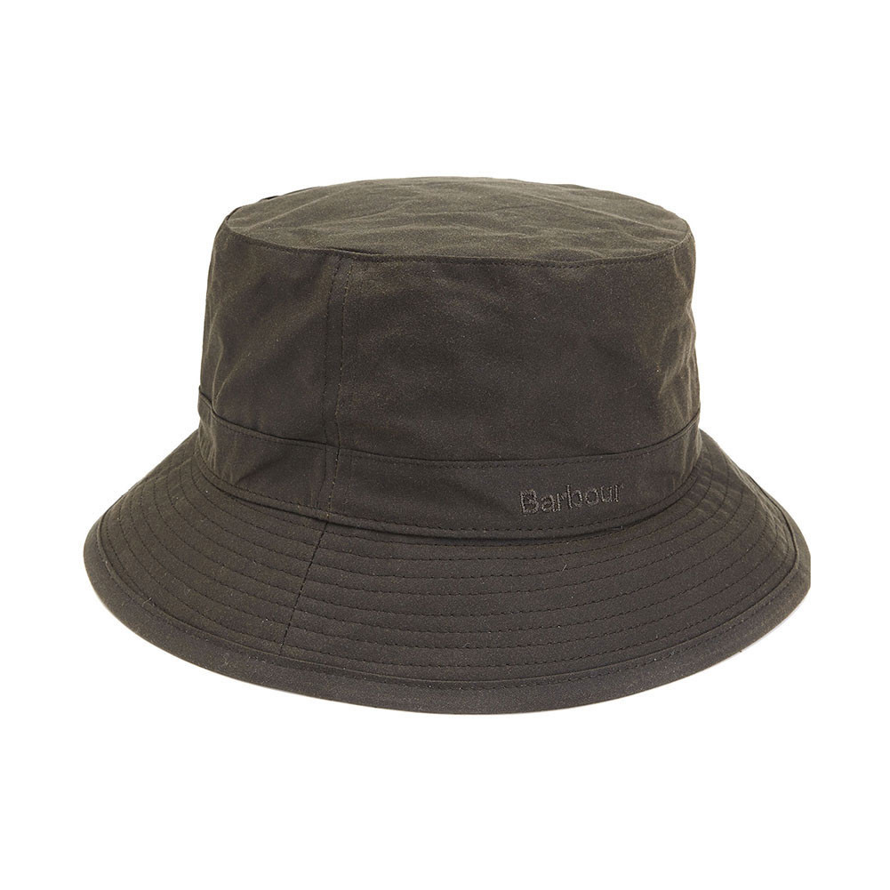 BARBOUR WAX SPORTS HAT OL71
