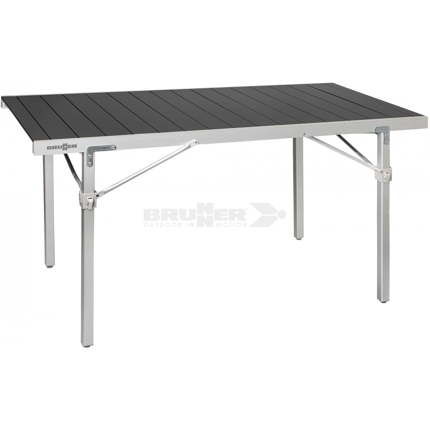 Brunner titanium quadra 6 ng tavoli nencini sport for Table titanium quadra 6 personnes
