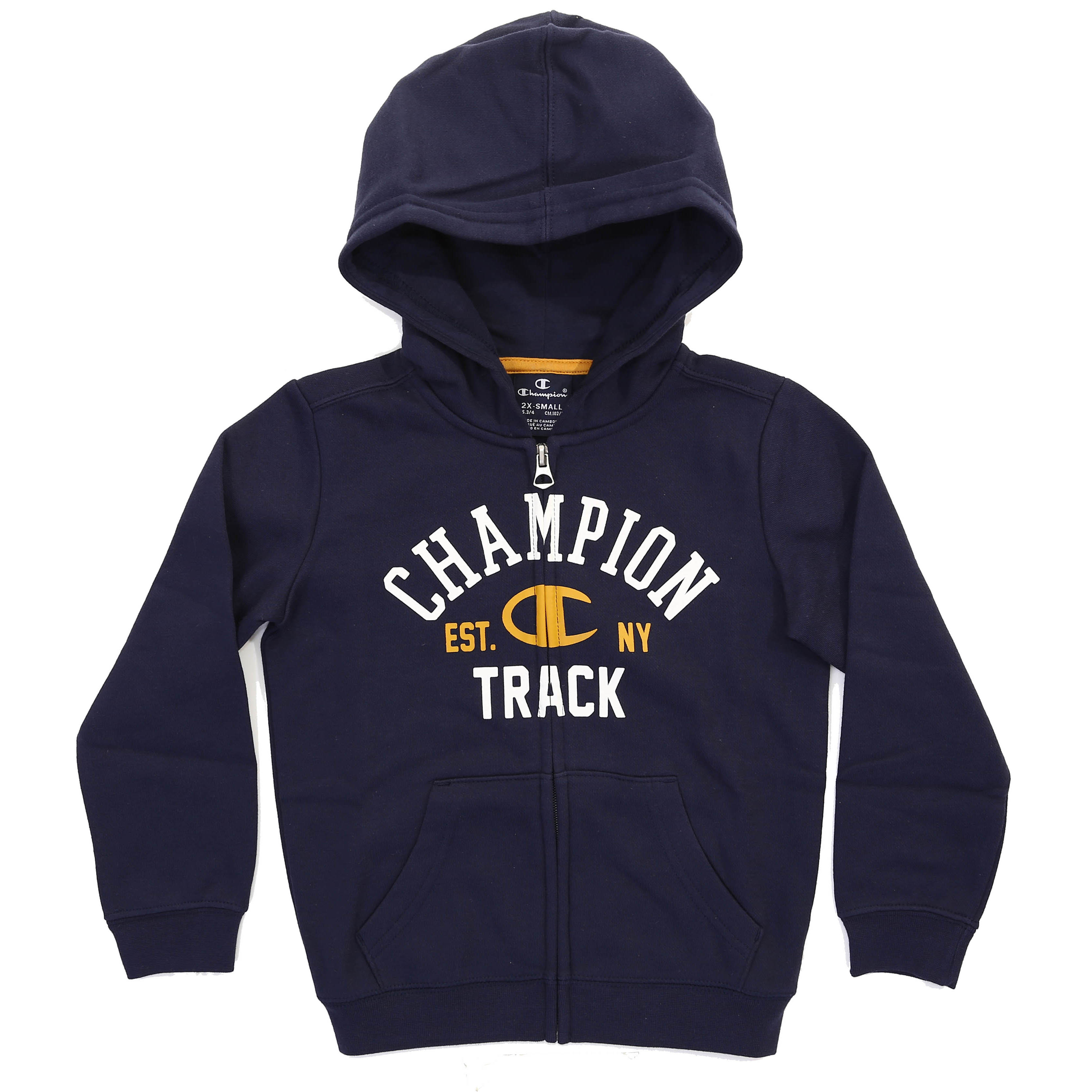 4b32a7bd64101 CHAMPION HOODED FULL ZIP SUIT - gallery 0 ...