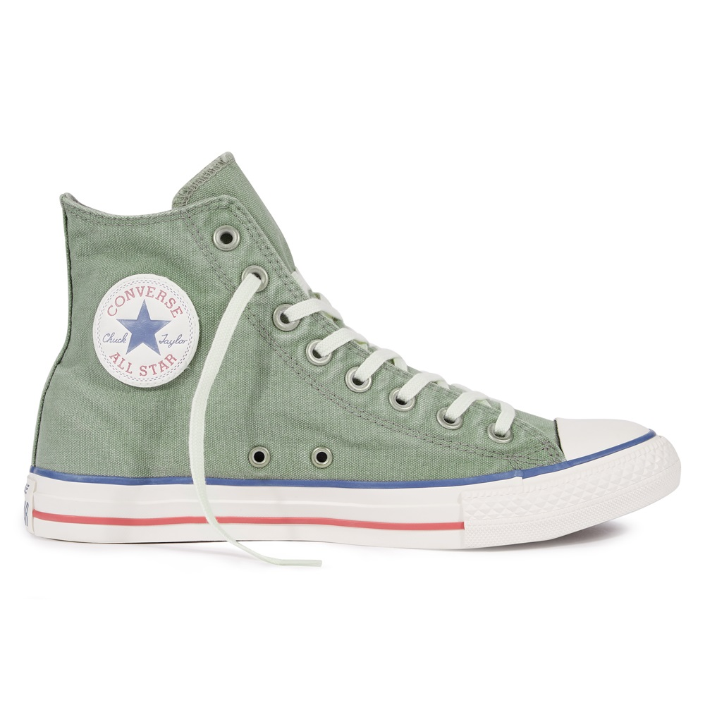 NS. 281550 CONVERSE ALL STAR LIMITED GRAY/OPTICAL 105