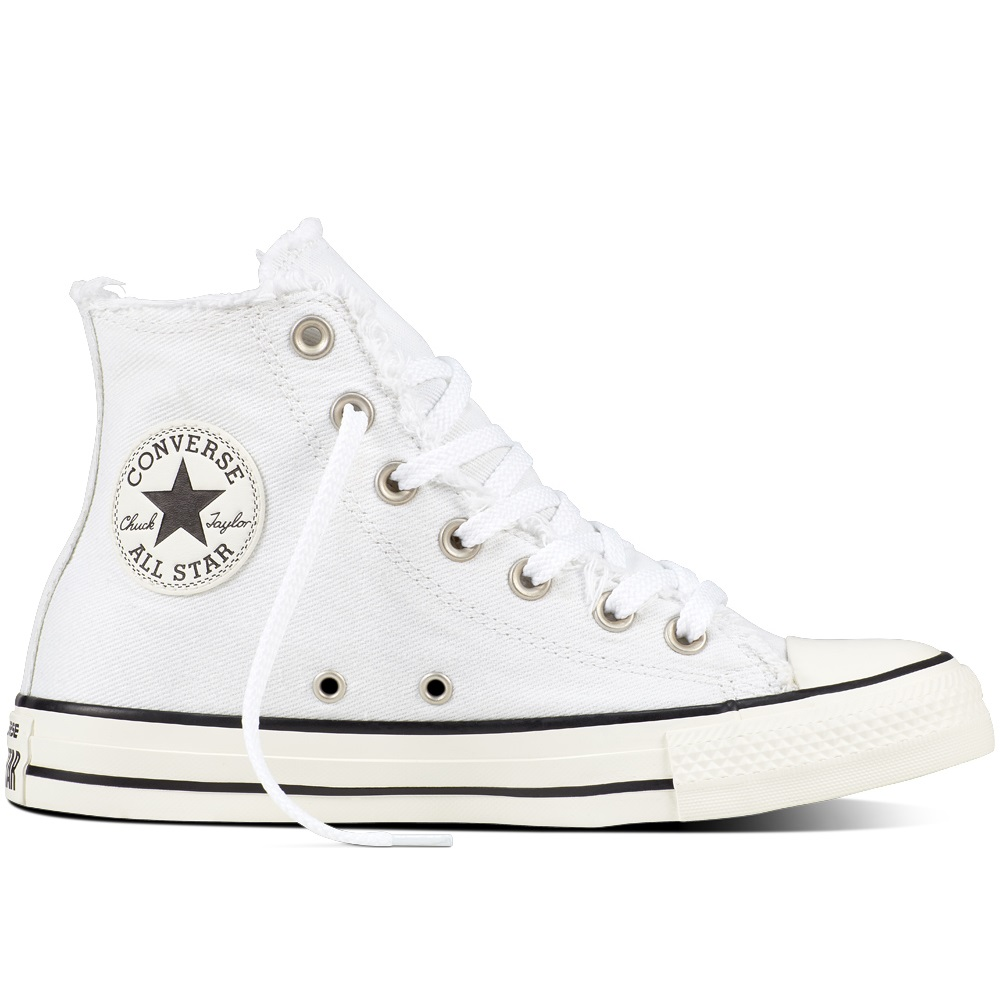 ad00a42b2355 CONVERSE ALL STAR CTS HI DENIM WHITE MARSHMALLOW - gallery 0 ...