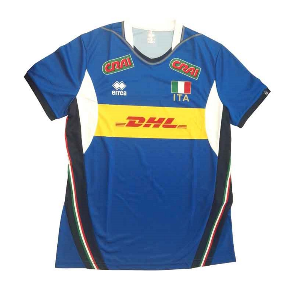 Italy Men's Volleyball Jersey