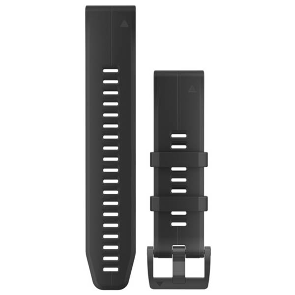 GARMIN SILICONE BAND QUICKFIT 22MM BLACK