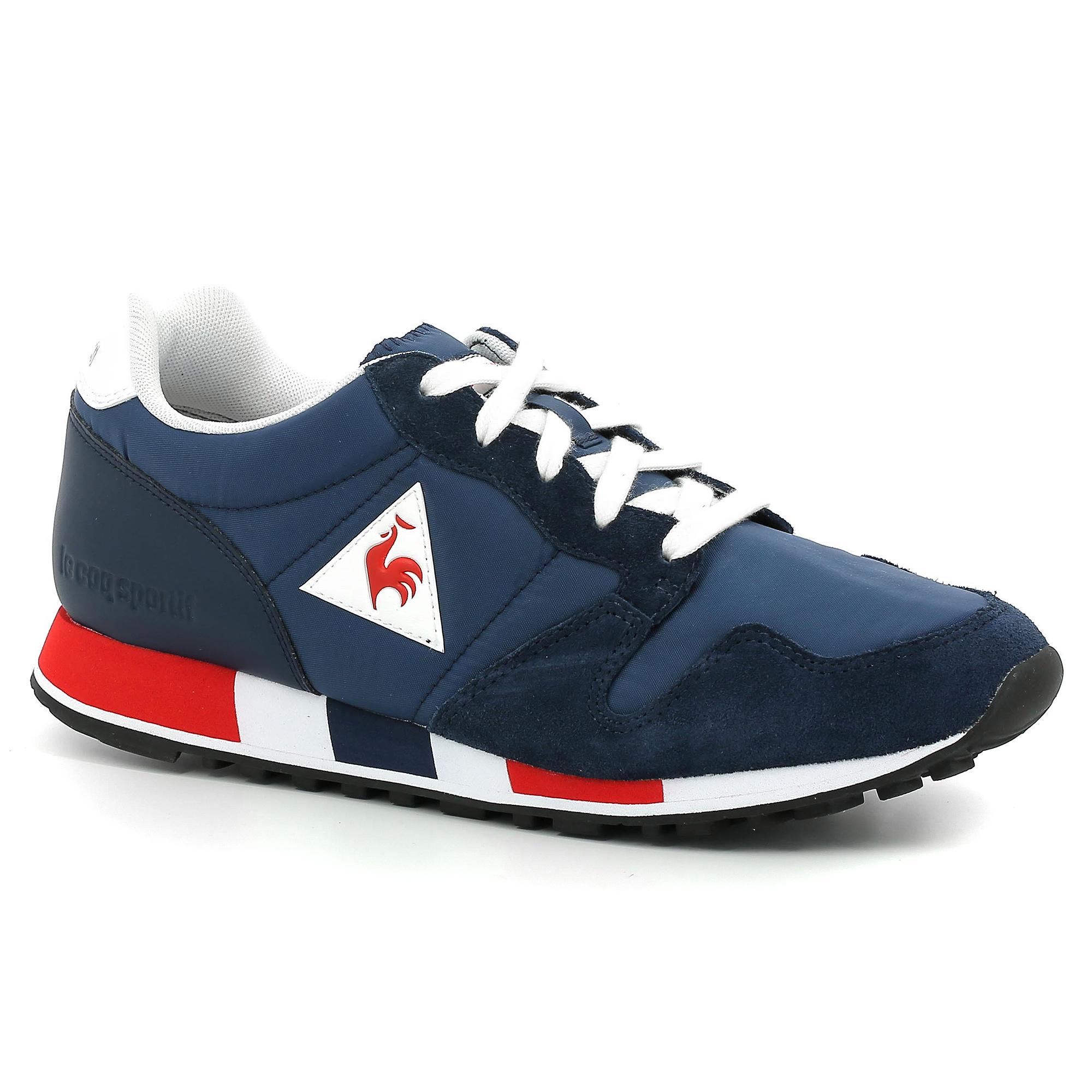 best service 77894 355f2 LE COQ SPORTIF OMEGA SPORT DRESS BLUE PURE RED - gallery 0 ...