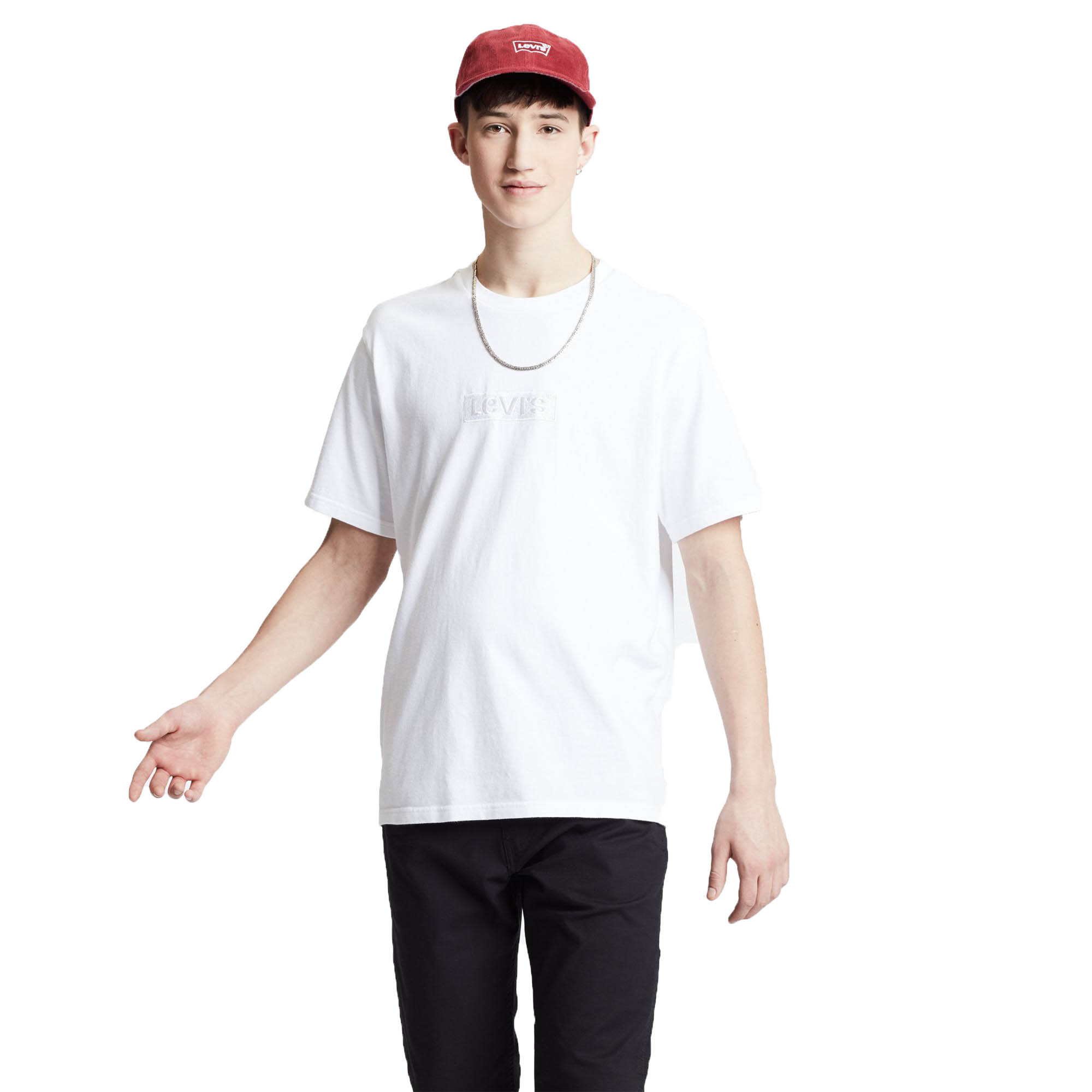 LEVI'S RELAXED GRAPHIC TEE