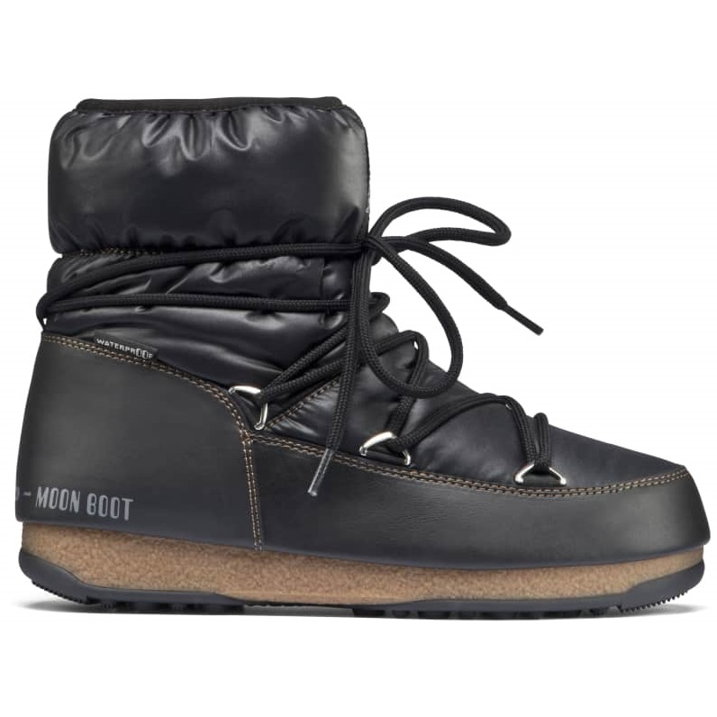 outlet cdd1e d1334 MOON BOOT LOW NYLON WP