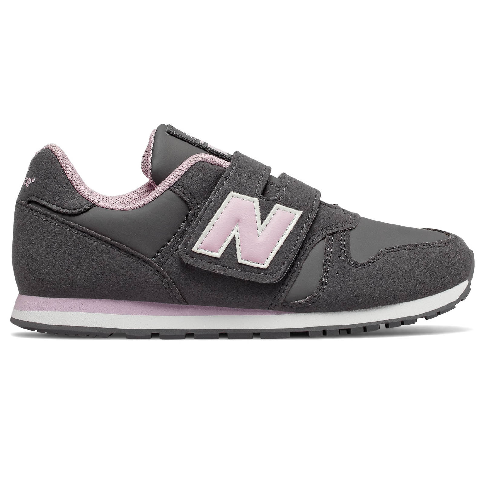 New Balance 373 Grey/pink - Sneakers