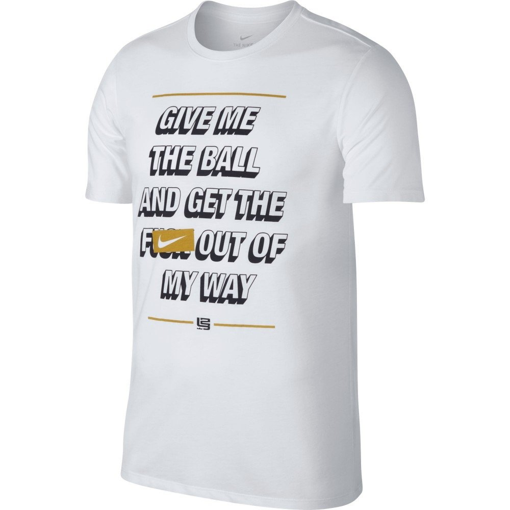 NIKE DRY TEE OUT MY WAY 100