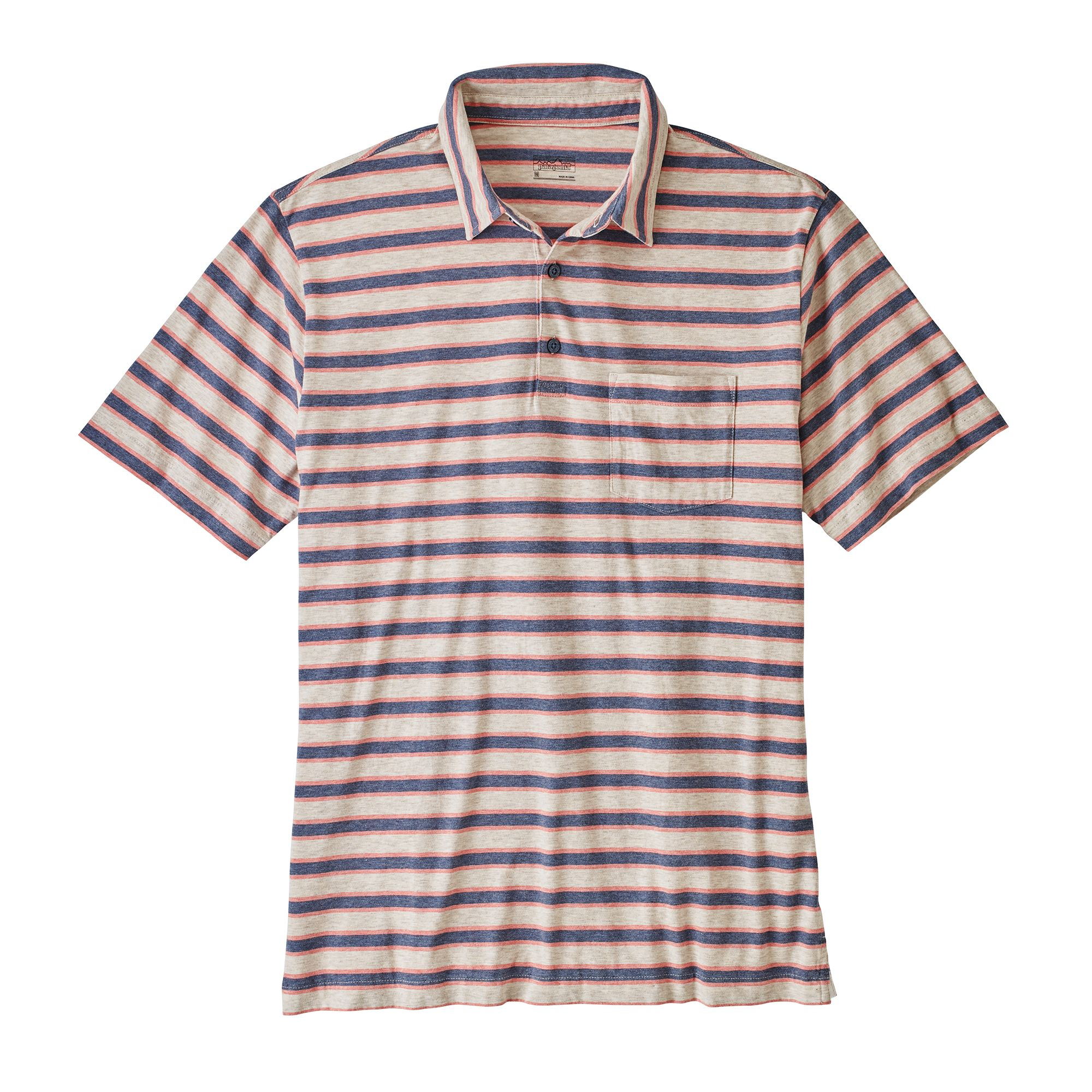 PATAGONIA M'S SQUEAKY CLEAN POLO
