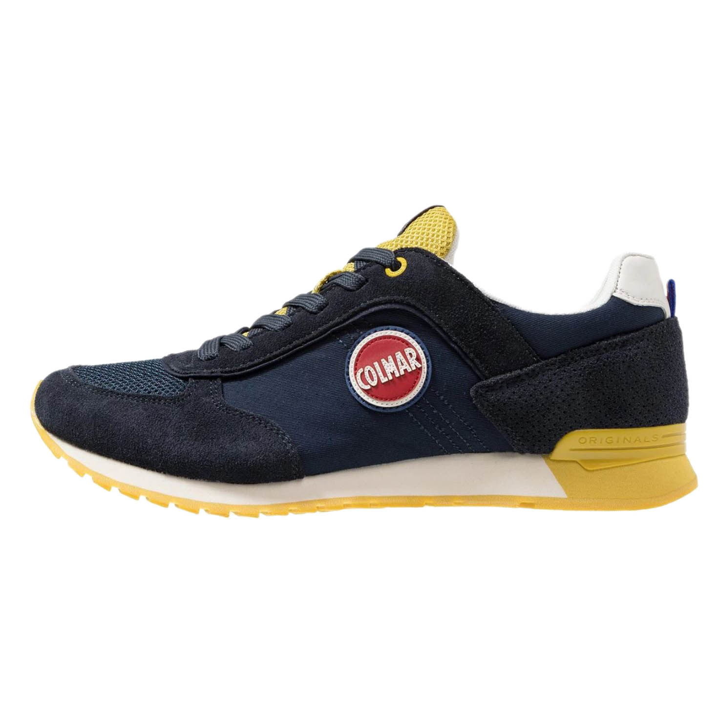 COLMAR ORIGINALS TRAVIS COLORS 013 NAVY-YELLOW CLM