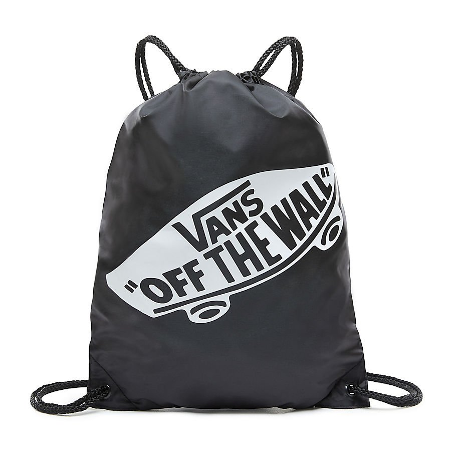 Vans League Bench Bag Black - Zaini Borse E Valigie  8a7c3151b9