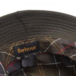 BARBOUR WAX SPORTS HAT OL71 - gallery 1