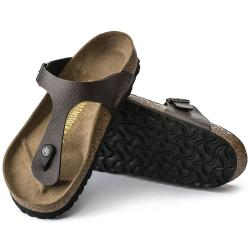 BIRKENSTOCK GIZEH PULL UP BROWN - gallery 1