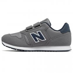 NEW BALANCE 373 GREY/NAVY - gallery 1