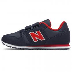 NEW BALANCE 373 NAVY/RED - gallery 1
